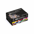 BrushMarker - 48 Essential Collection - Winsor & Newton
